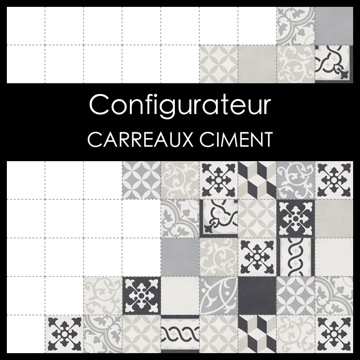 Configurateur Carreaux Ciment