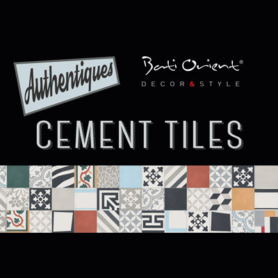 Carreaux Ciment CATALOGUE