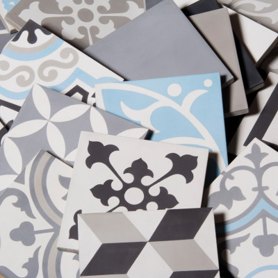 New Cement Tile Program