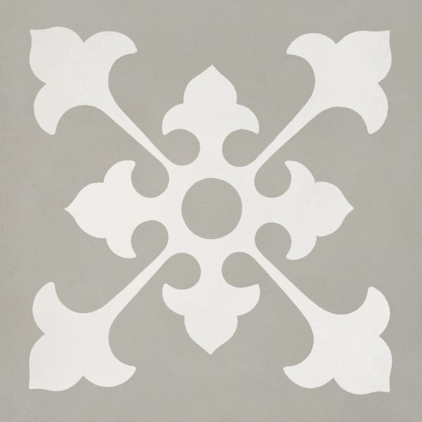 CEMENT TILE DÉCOR 3 CLASSIC OFF WHITE TAUPE