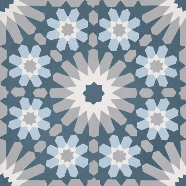 CEMENT TILE MODERN DÉCOR 18 GREY BLUE GREEN OFF WHITE